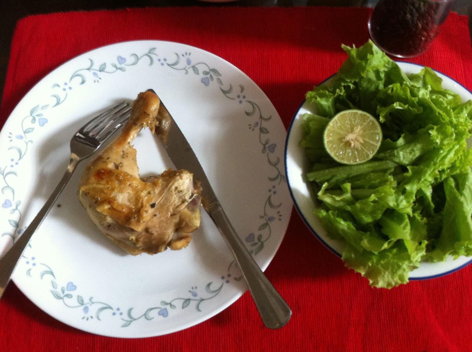 Diet Mayo (Masak Sendiri) – Part 3: Hasil & Resep