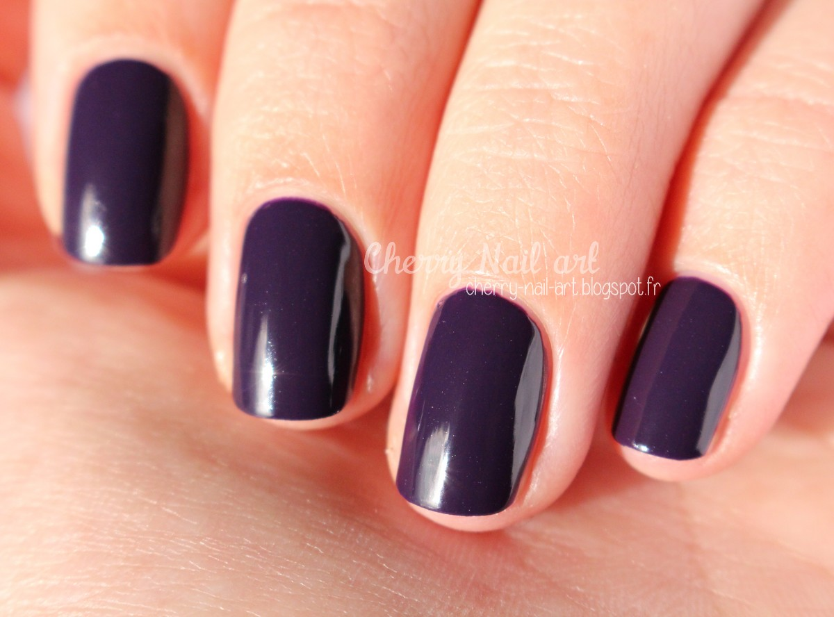 vernis lm cosmetic 283 Gilberto collection Bossa Nova
