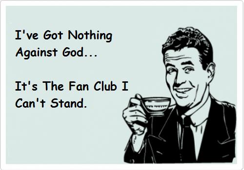 funny religion