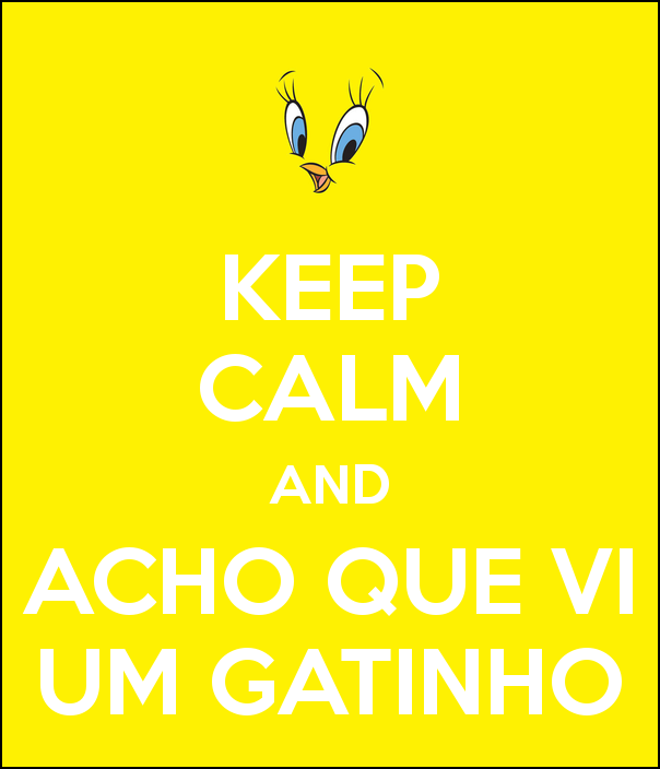keep calm piu piu