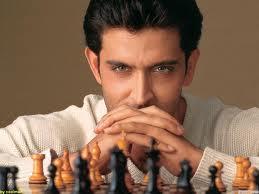Foto Aktor Bollywood Hrithik Roshan