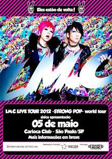 LM C Brazil tour 2012