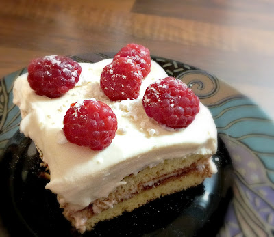 Tiramisu recipe, Raspberry Tiramisu