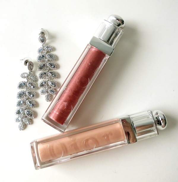 Dior Holiday 2015 State Of Gold Collection Dior Addict Gloss Fantastique and Cygne Noir