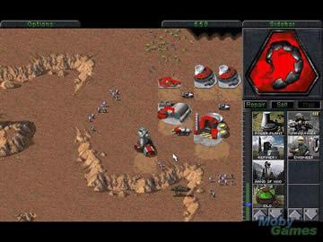 اللعبة الاستراتيجية كوماند اند كونكر Command and Conquer