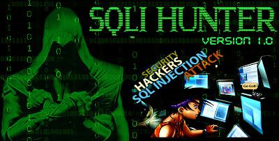 SQLI Hunter - SQL Injection HUnter