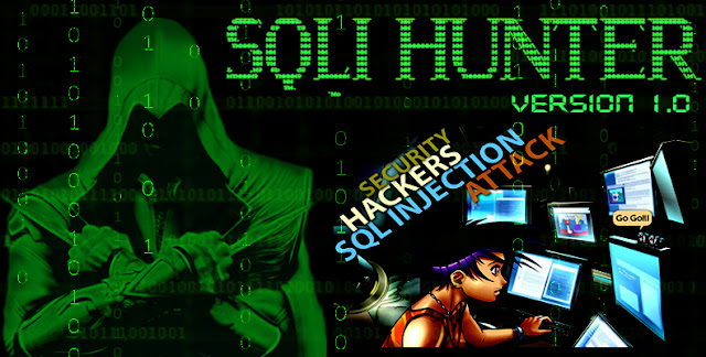 SQLI Hunter - SQL Injection HUnter
