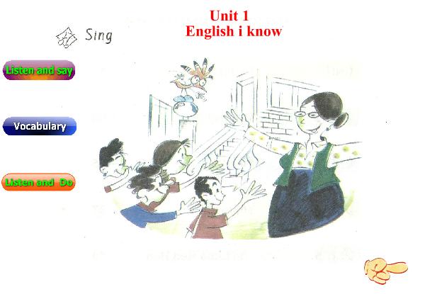 شرح اللغة الانجليزية للصف الثانى الابتدائى