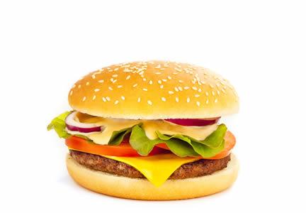 Los Alimentos: Diferencias entre comida chatarra y comida sana