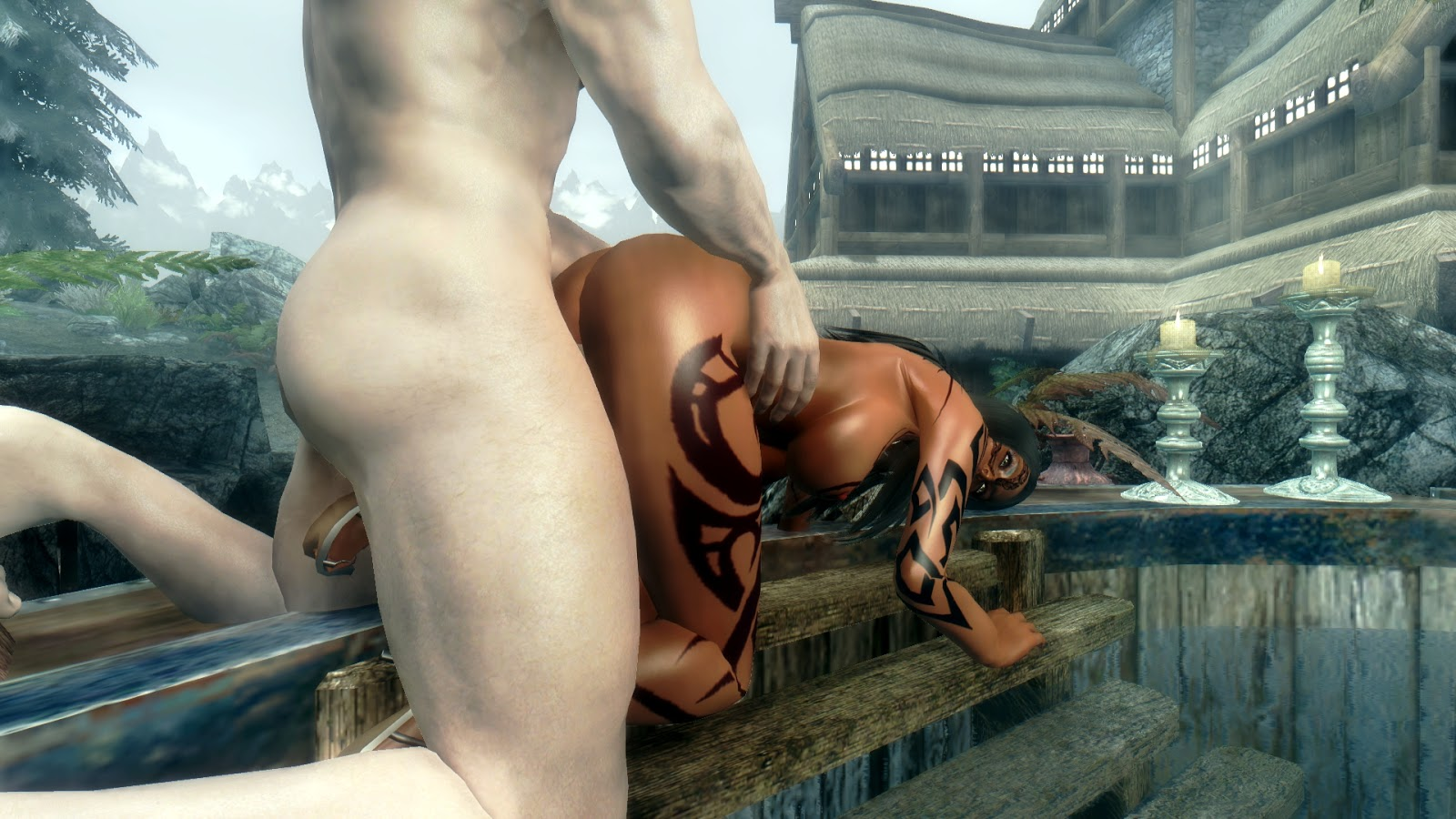 Skyrim adult-only mods sex hardcore smut pic