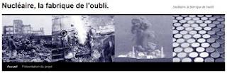 Nucléaire, la fabrique de l'oubli
