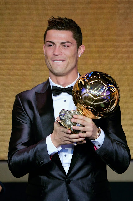 Cristiano Ronaldo, FIFA, Ballon d'Or, Award, Player of the year, Ceremony, Kongresshaus, Zurich, 2013, Mother, Sister, Lionel Messi,  Zlatan Ibrahimovic, Franck Ribery, Irina Shayk, Girlfriend, Sports, Football, Soccer,