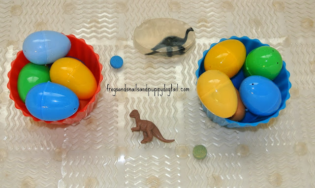 Fun Dino Bath for The Kids