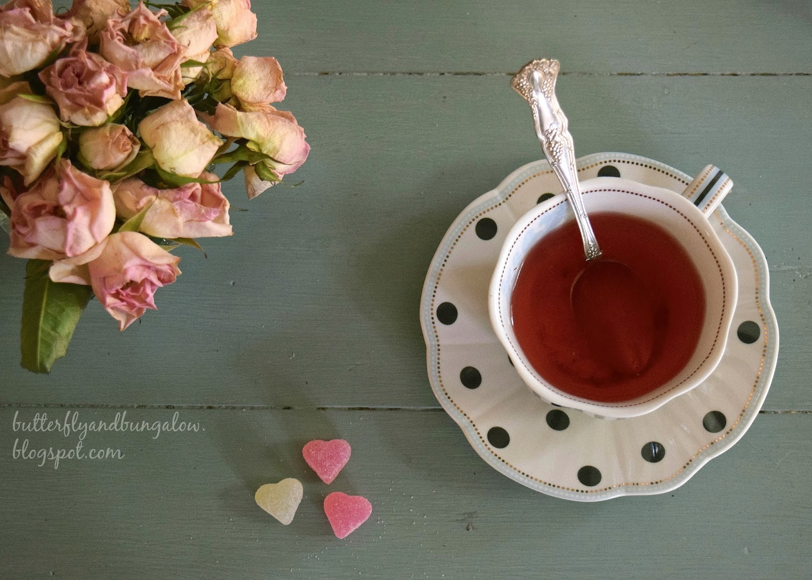 Tea in the Afternoon