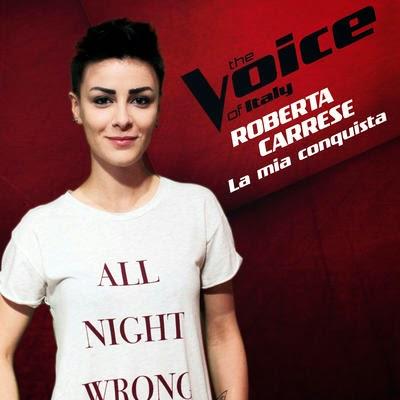 Roberta Carrese - La mia conquista - Inedito - The voice 2015