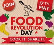 ricetta theblackfig per food revolution
