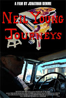Poster Neil Young Journeys