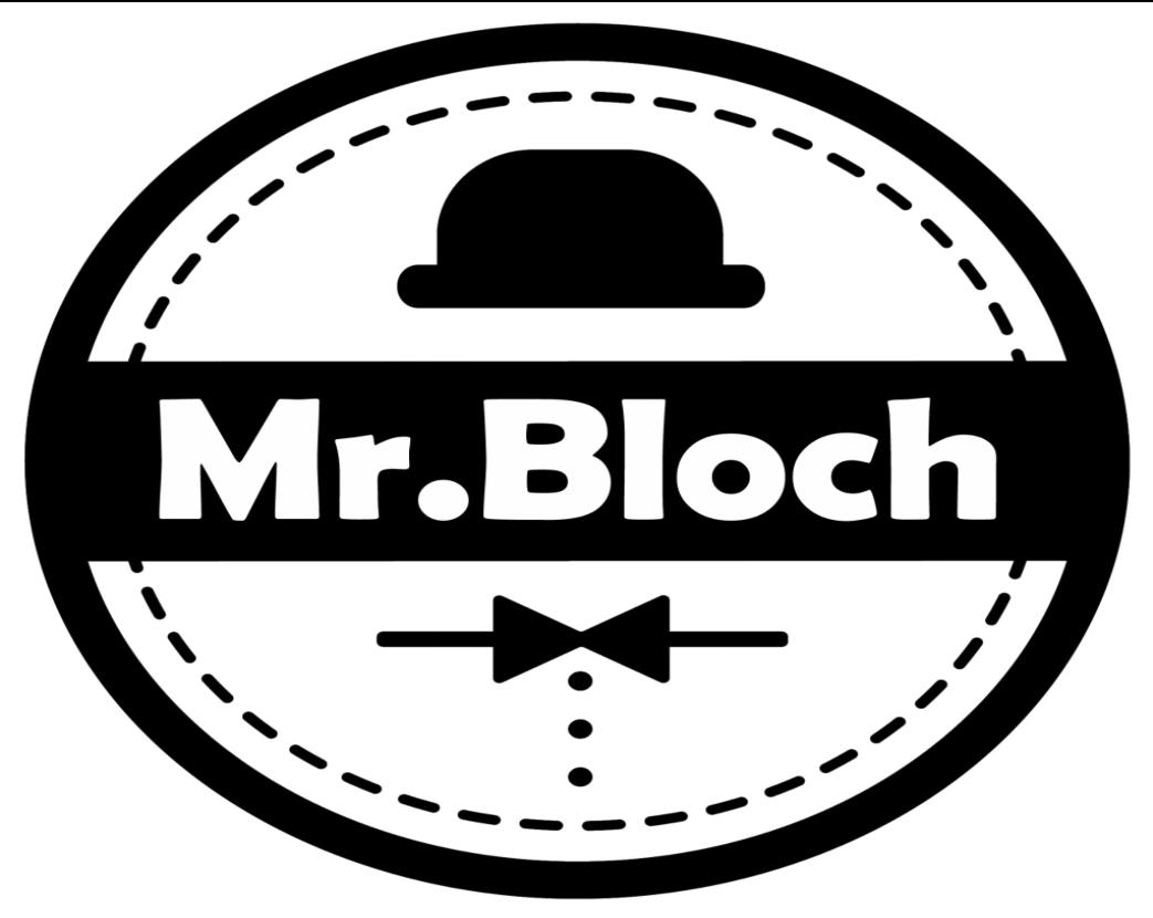 Mr.Bloch