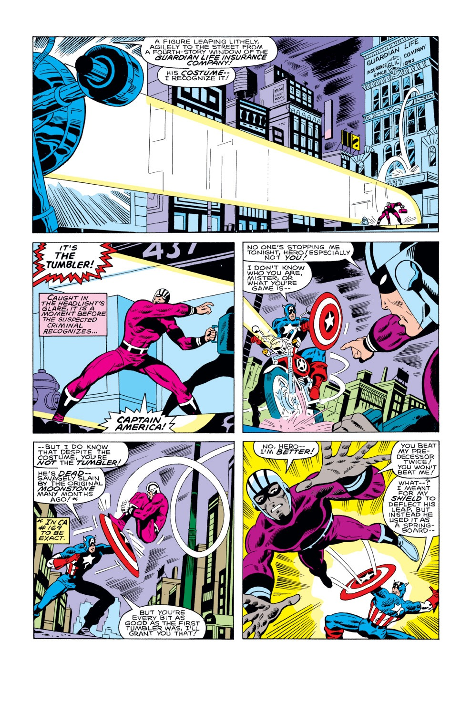 Captain America (1968) Issue #291 #207 - English 3