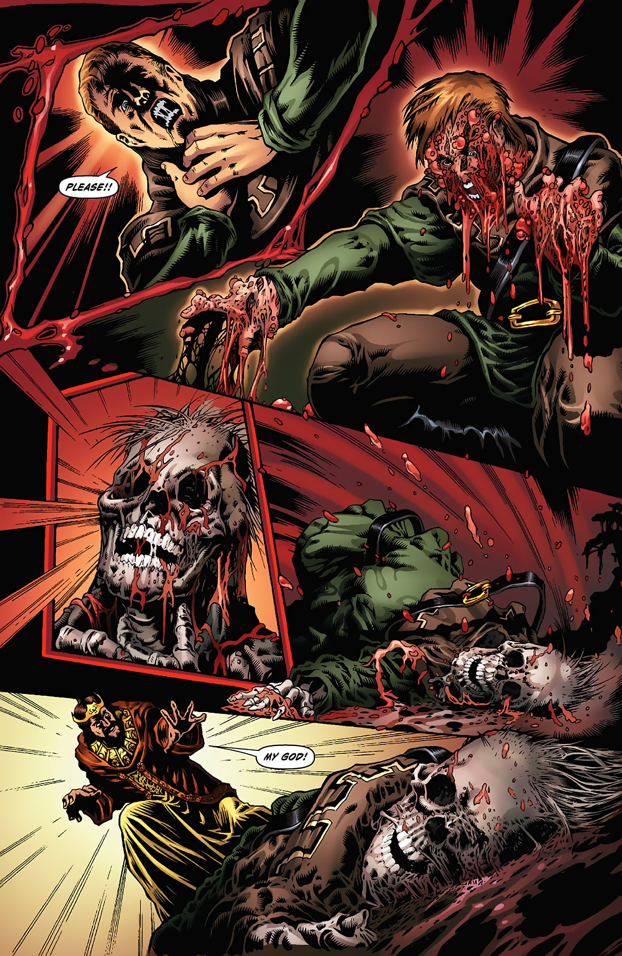 Grimm Fairy Tales (2005) Issue #5 #8 - English 13