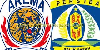 Hasil Arema vs Persiba | Skor Akhir | ISL Minggu 24 Juni 2012
