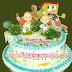 Kue Ulang Tahun Upin-Ipin K.050