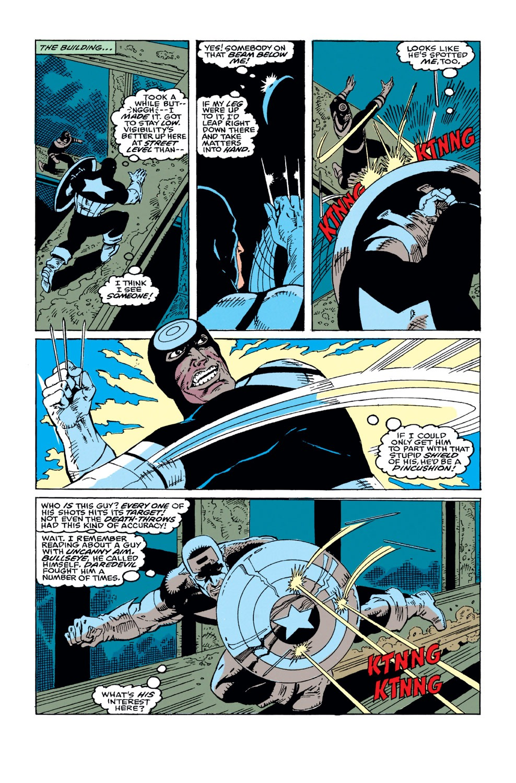 Captain America (1968) Issue #374 #307 - English 6