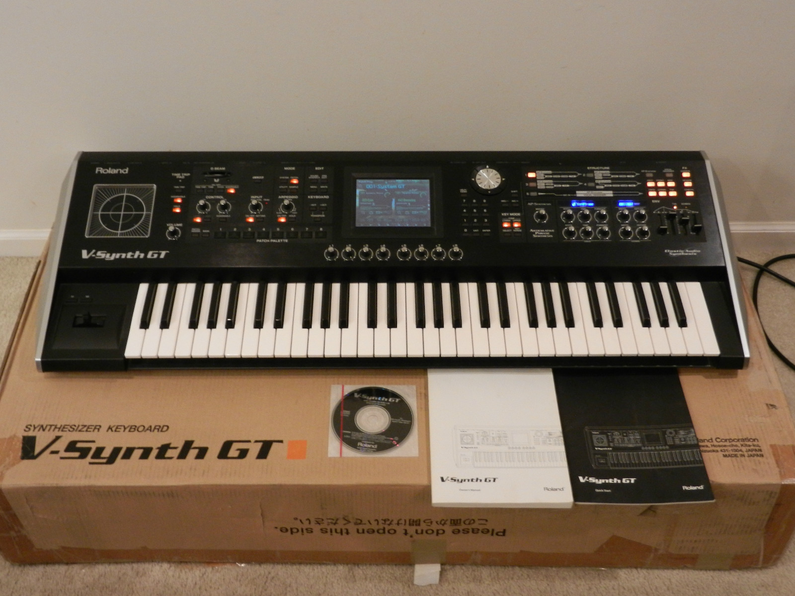 matrixsynth b roland v synth gt synthesizer rh b matrixsynth com Roland Synth Forum roland v synth gt manual pdf