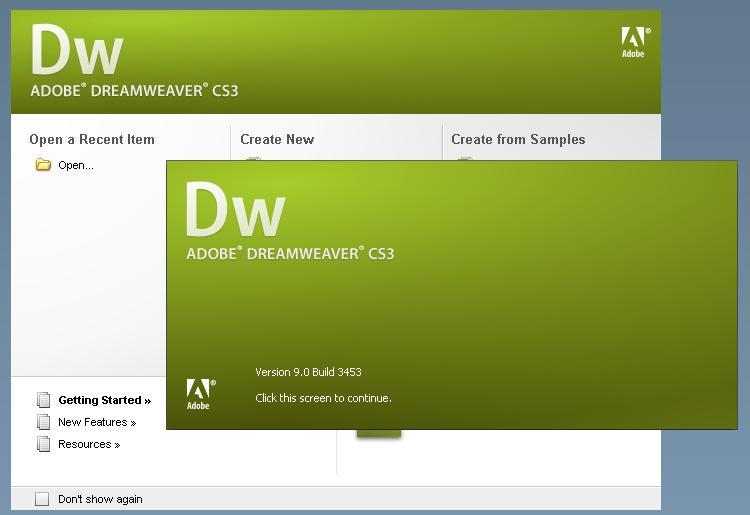 Adobe dreamweaver cs3 retail with working keygen