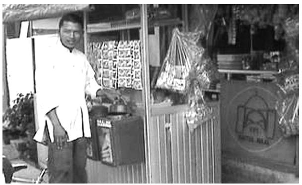 sektor ekonomi informal