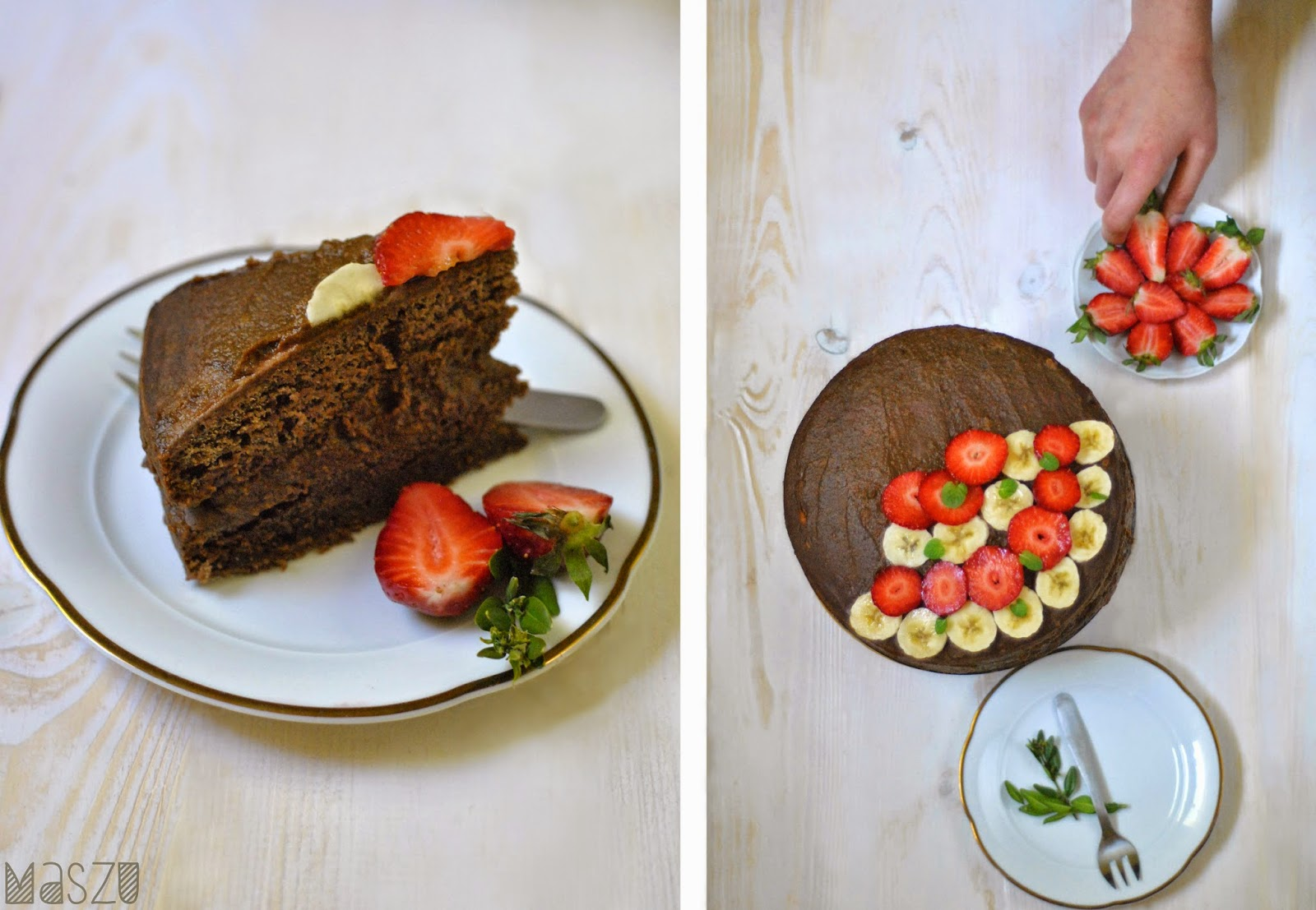 dietetyczny tort