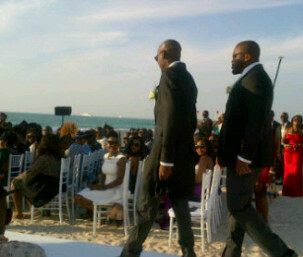 photos from 2face idibia wedding