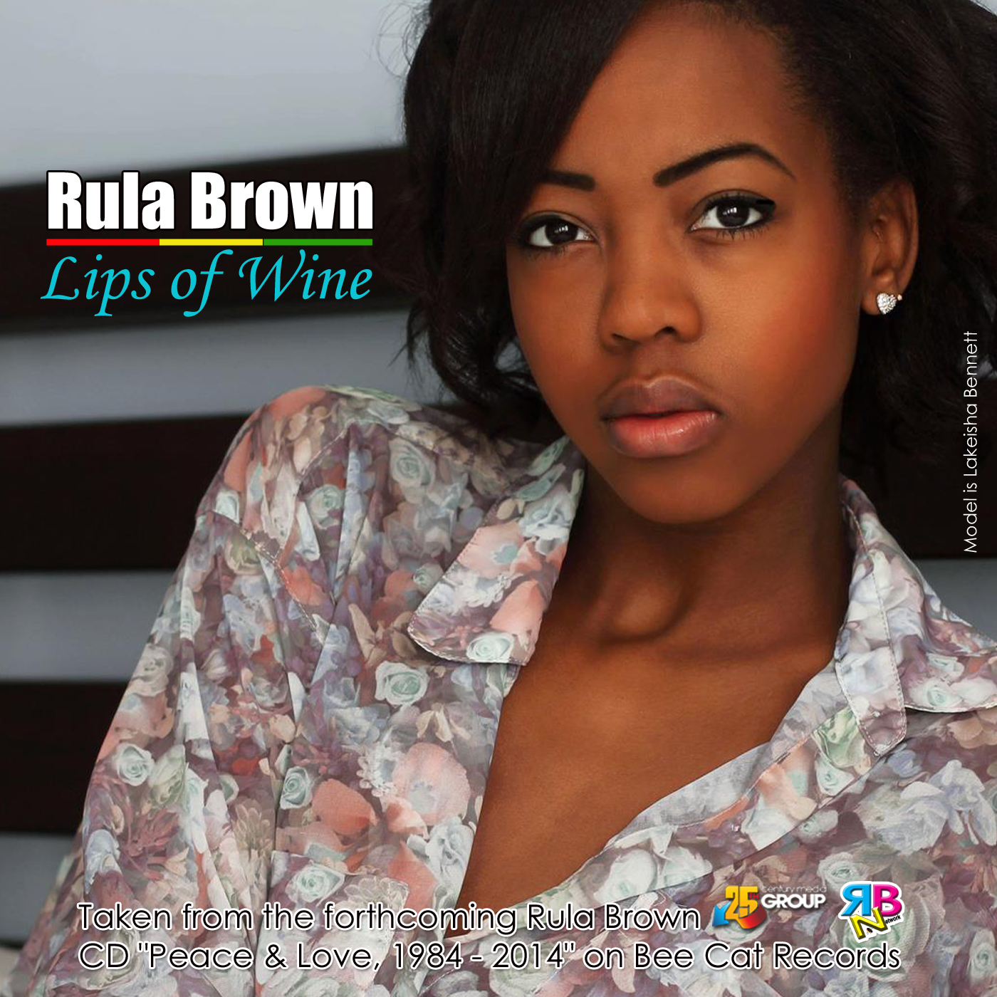 "RULA BROWN - ""Lips of Wine"" (99 cents Download on iTUNES, CDBaby, Amazon)"