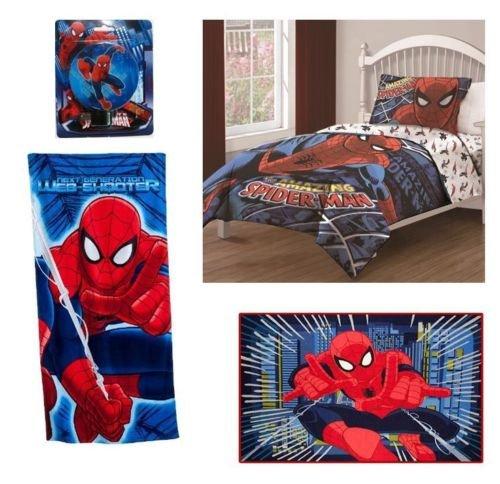 total fab dc amp marvel comic superhero rugs amp bedroom ideas spiderman rug walmart www galleryhip com the hippest pics
