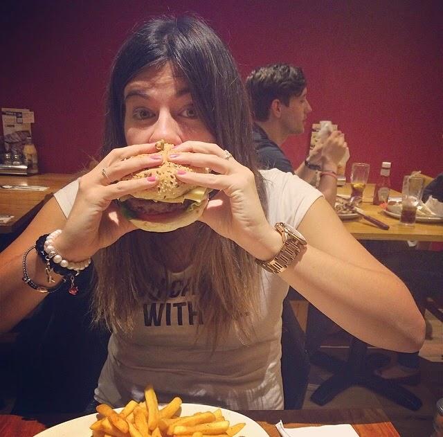 Burger at Spur