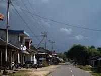 Asal Mula Nama Sungai Betung (Dharmasraya)
