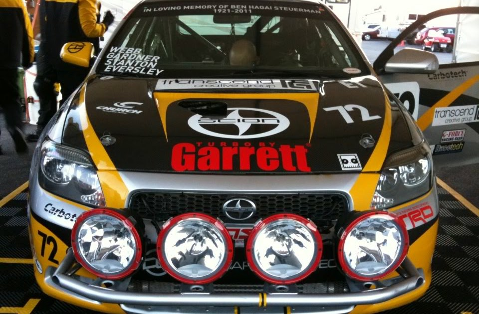 Scion Tc Engine >> Nissan Skyline GT-R s in the USA Blog: DG-Spec Scion Team Featured on NBC Sports Network Next Monday