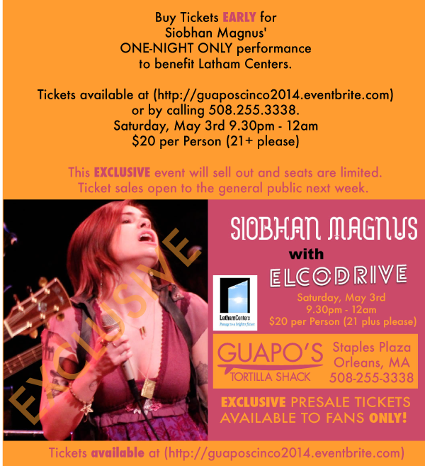 http://www.eventbrite.com/e/exclusive-concert-with-siobahn-magnus-and-elco-drive-limited-availability-tickets-11122925971