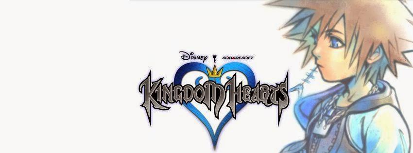Couverture facebook HD kingdom hearts