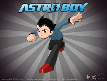 #14 Astro Boy Wallpaper