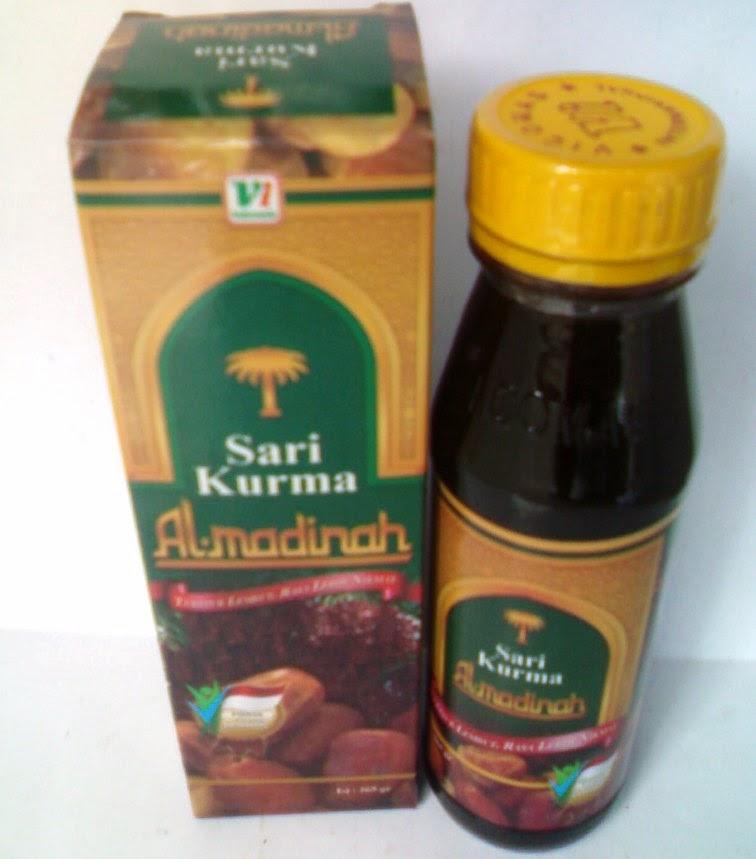 Sari Kurma Al Madinah Vicomas Andiherbal.com