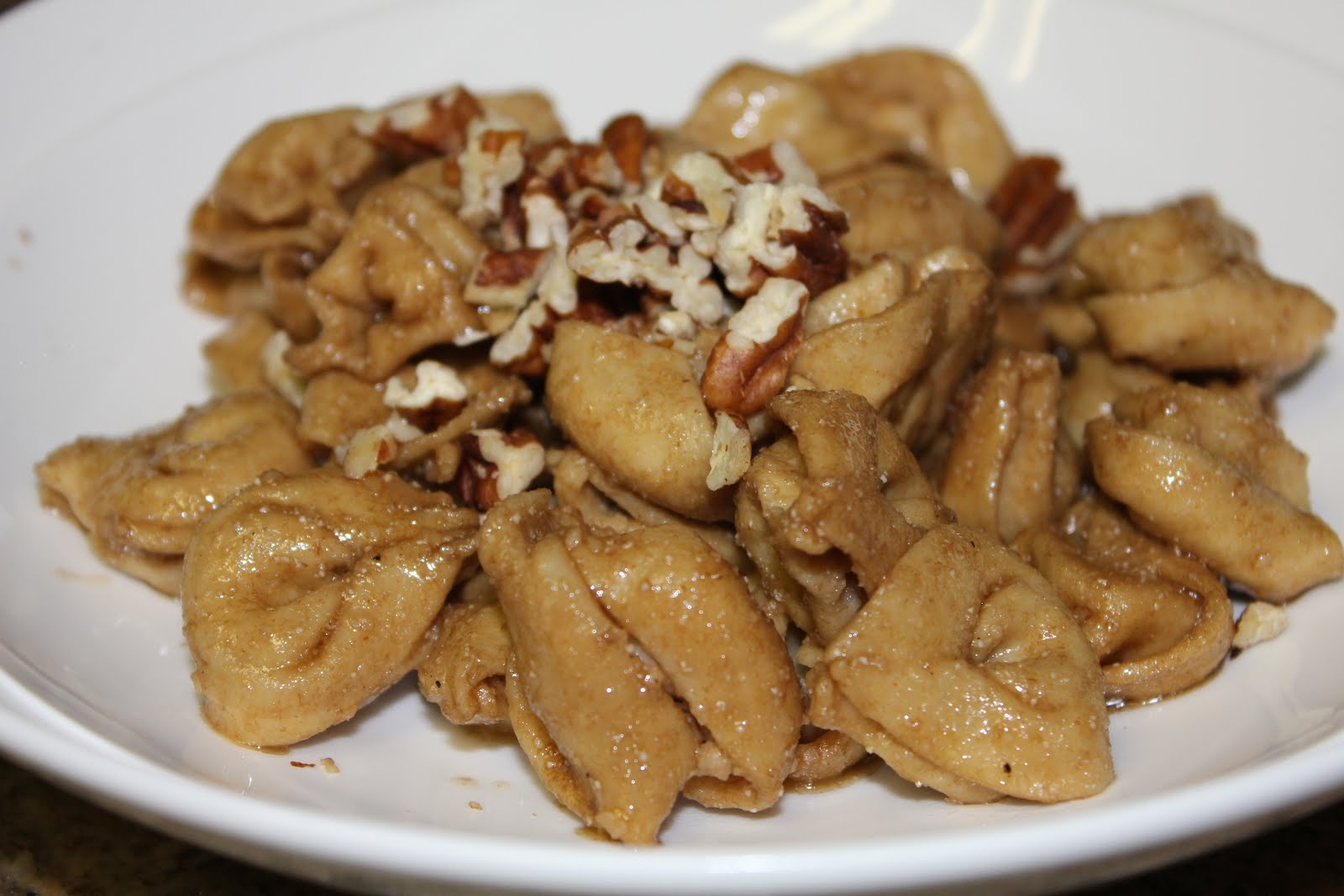 Tortellini with Balsamic Brown Butter Recipe (Adapted from Giada ...