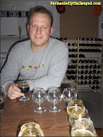 Sean Nook - owner Black Bottle Brewery