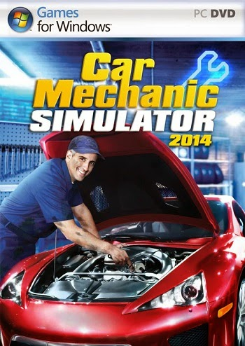 Car Mechanic Simulator 2014 Full