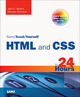 SAMS Teach Yourself HTML & CSS in 24 Hours Free book download