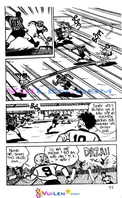 Jindodinho - Đường Dẫn Đến Khung Thành III  Tập 19 page 91 Congtruyen24h