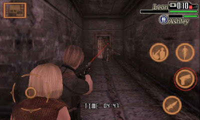 RESIDENT EVIL Full English Version APK + DATA