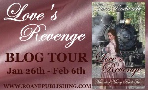 Love's Revenge Blog Tour