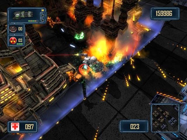 Game Alien Terminator