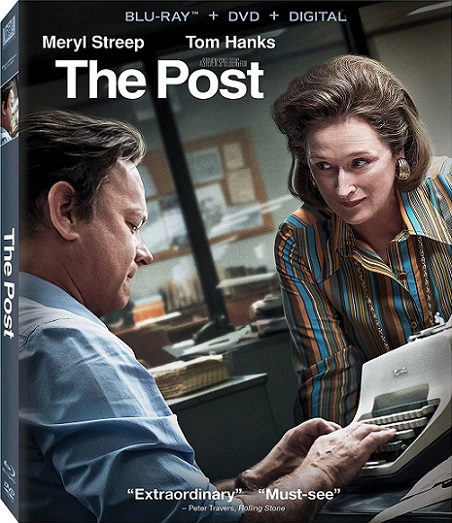 The Post (Los archivos del Pentágono/Los oscuros secretos del Pentágono) (2017) 1080p BluRay REMUX 30GB mkv Dual Audio DTS-HD 7.1 ch